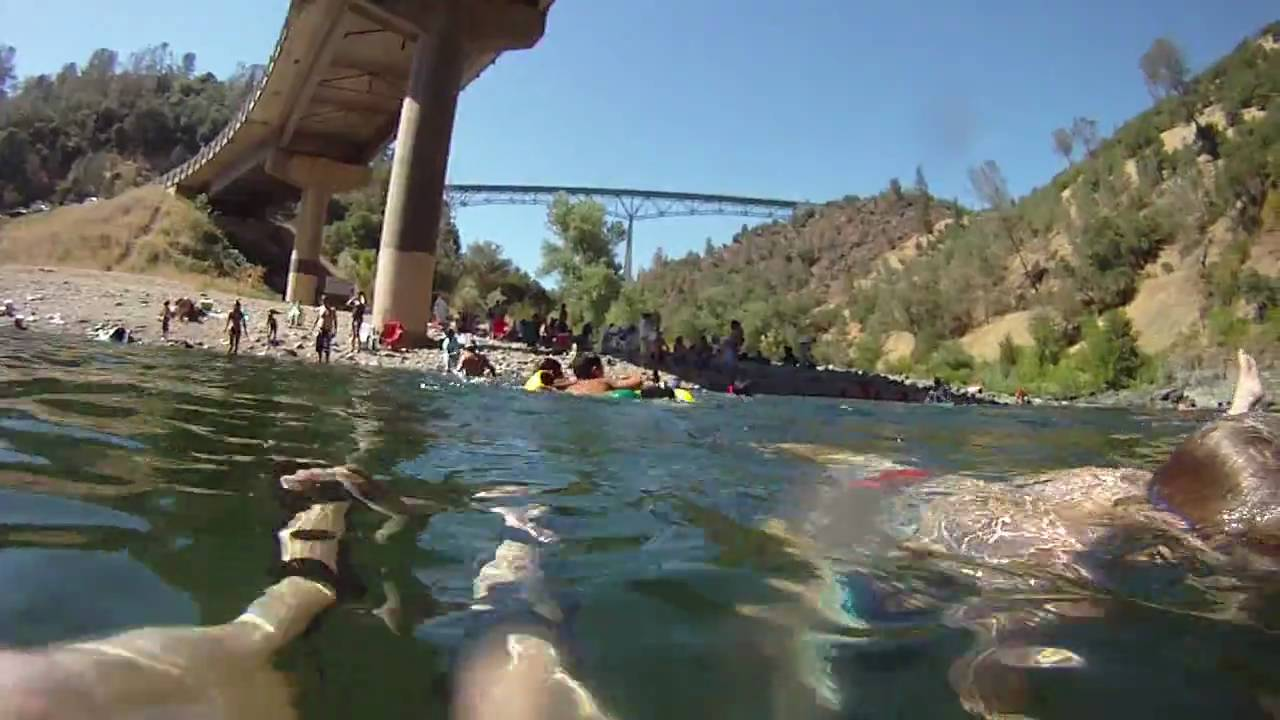 Holed Up: Where And How To Find Swimming Holes Near Sacramento