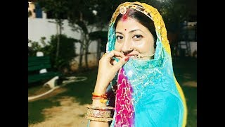 Best Rajasthani Traditional Dance || Jal Jamna Ro Pani - Kuve Par ekali || Saroj S Khichi