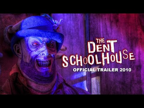 Dent Haunted SchoolHouse - Ohio Haunted House Commercial