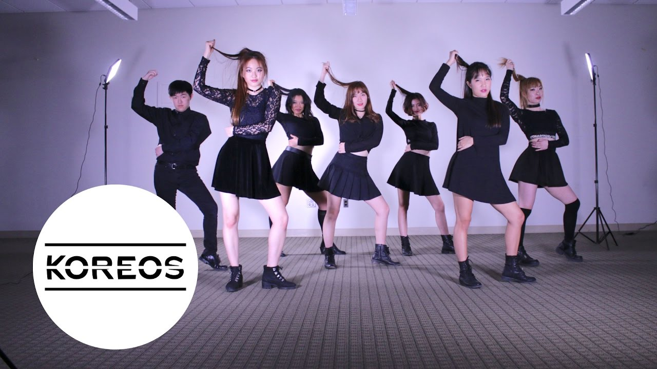 koreos dreamcatcher chase me dance cover youtube