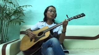 Trống vắng-guitar