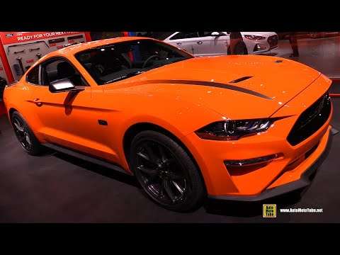 2020 Ford Mustang High Performance 2.3L - Exterior and Interior Walkaround - 2019 NY Auto Show