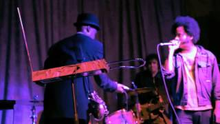 """Boots Riley with Angelo Moore and the Brand New Step """"Everythang"""""""