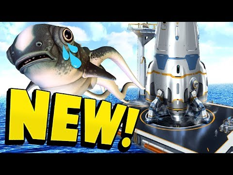 Subnautica - Rocket & Ending in Final Stages, CuteFish Goodbye, Degasi Update! - Subnautica Gameplay