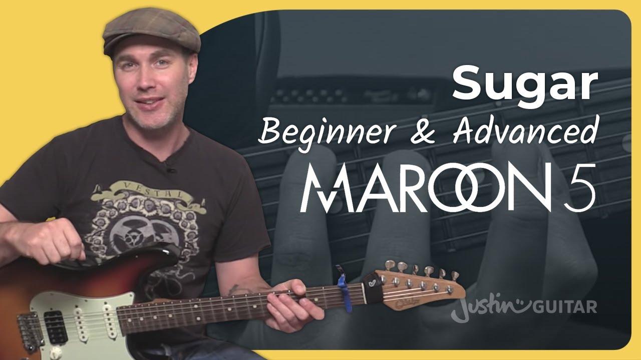 Guitar-tutorial: