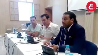 مصطفى شعبان يتكلم على فساد الذوق العام فى السينما مع محمد المشترى فى المغرب