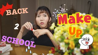 HOW TO EP4 / Makeup đi học nhẹ nhàng| Back to School Makeup | With Aini