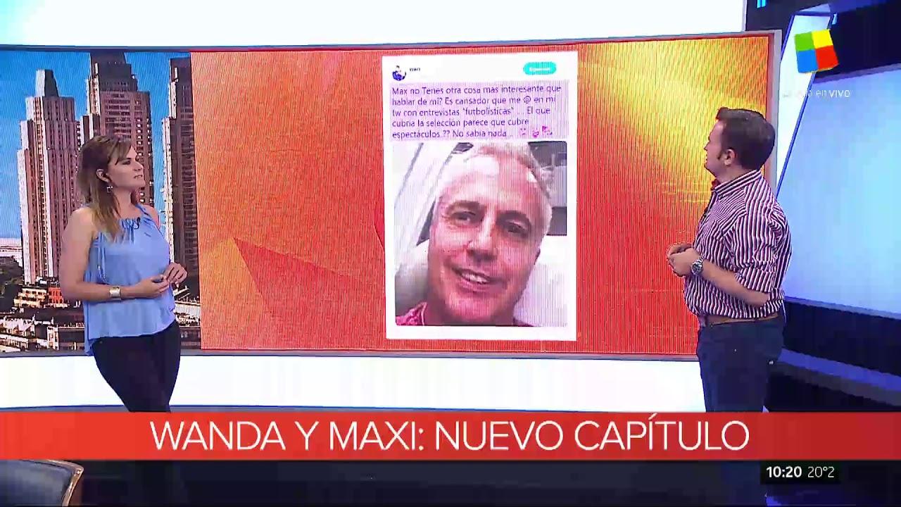 Maxi López vs Wanda Nara: nuevo capítulo en una vieja guerra #1