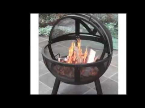 Landmann Fire Pit Landmann Usa 28925 Ball Of Fire Outdoor