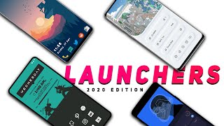 10 INSANE Best Android Launcher Apps [2020 Edition] - MUST TRY !