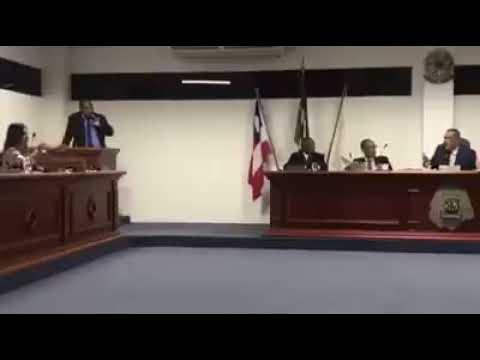 BATE-BOCA: Vereadores trocam farpas em sessão na câmara de Simões Filho