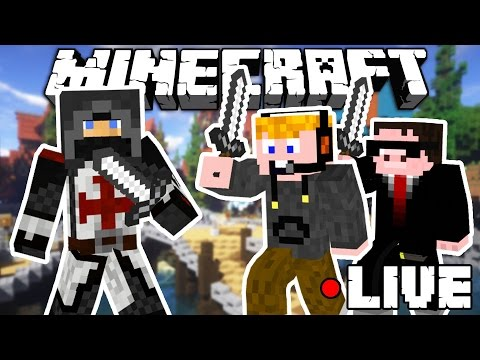 Minecraft Livestream! - Murder Mystery #2 haverokkal!