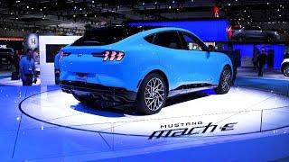Ford's Amazing Mach-E Coupe Is The Biggest Surprise At The LA Auto Show   Jalopnik