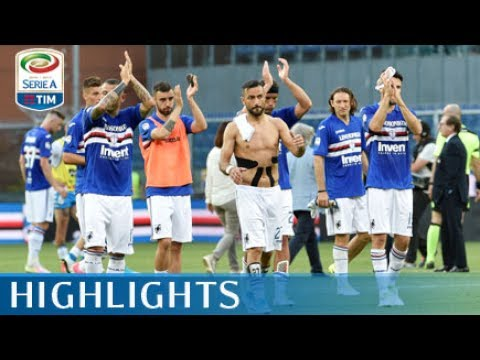 Sampdoria - Napoli - 2-4 - Highlights - Giornata 38 - Serie A TIM 2016/17