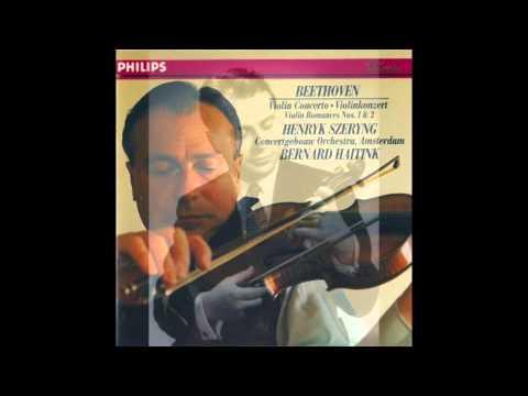 Henryk Szeryng / Ingrid Haebler play Beethoven Sonata No 10 in G Op96