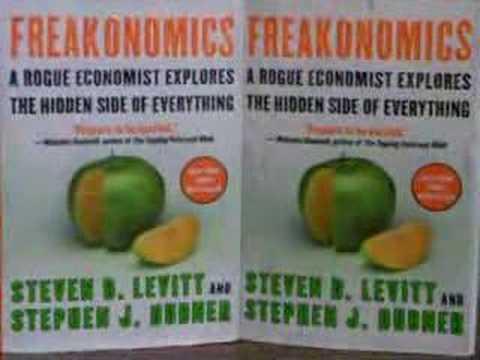freakonomics chapter 6 summary