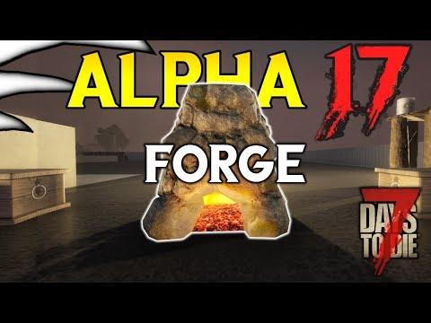 Forge Tutorial | Alpha 17 | 7 Days To Die