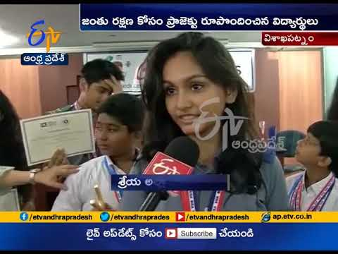 Vizag Students Shine In International Competition