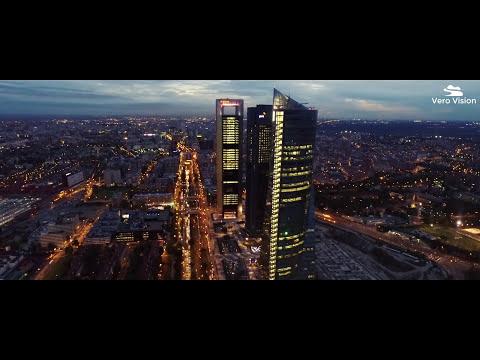 Madrid - Drone video film - Vero Vision