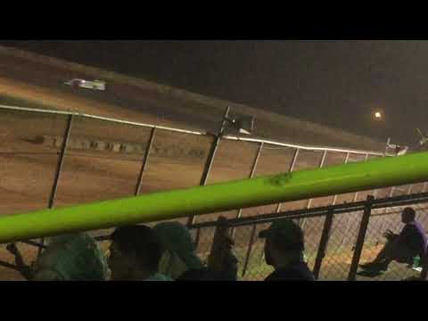 Jamie Stewart Baton Rouge Raceway Limited Feature Race