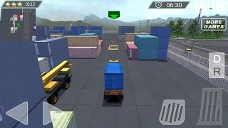 Cargo Ship Manual Crane 3 Android Gameplay Trailer