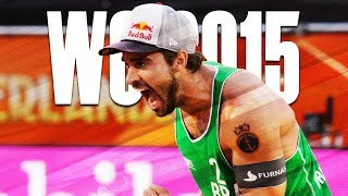 TOP 30 World Cup 2015 PLAYS #2 • Beach Volleyball World