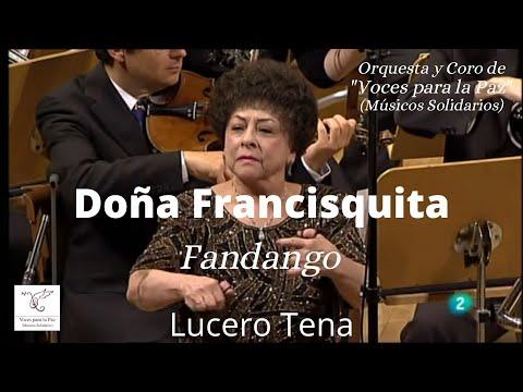 Doña Francisquita. Fandango.A. Vives