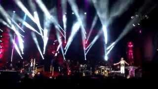Invitado Sorpresa (Marc anthony) Romeo santos yankee stadium 12/07/14