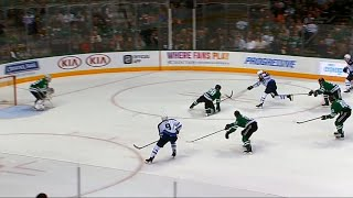 Laine snipes 30th and 31st goals on two different Stars goalies