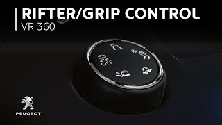 Peugeot Rifter- 360 Vr Video: Advanced Grip Control