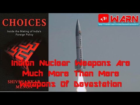 Thumbnail: Indian Nuclear Weapons Are Much More Than Mere Weapons Of Devastation