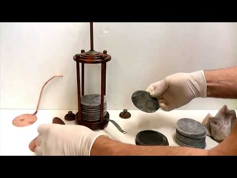 Homemade replication battery by Alessandro Volta