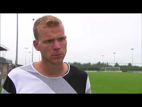 Heerenveen-PEC Zwolle tijdens transferperikelen