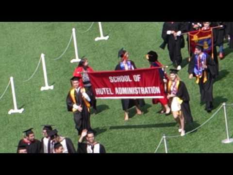 Cornell Commencement 2017