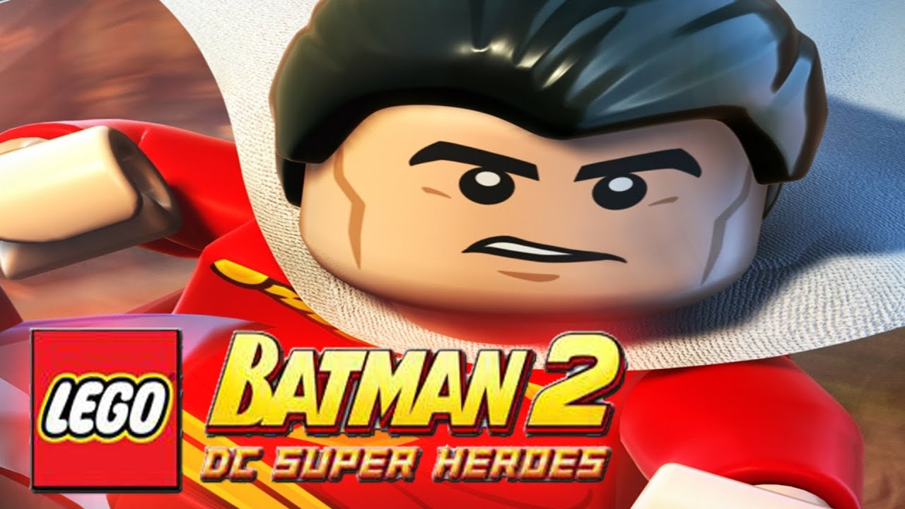 how to continue story in lego batman 2