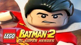 LEGO Batman 2 : DC Superheroes DLC HERO PACK - SHAZAM Gameplay