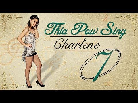 Miss Azian Réunion 2017 - Candidate N°7 : Charlène THIA POW SING