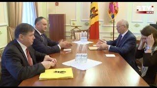 Додон извинился за призыв правительства Молдовы не ездить в РФ