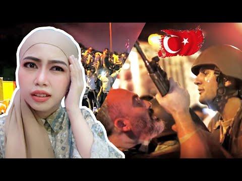 Indonesian Reacts to 15 Temmuz Demokrasi Marşı (Fikirevim - Necmi Çiçekçi & Hanefi Söztutan)