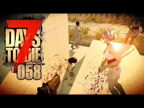 7 DAYS TO DIE 🧟♂️ 058: Kleiner Test mit Zombiepest