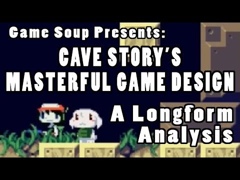 Cave Storys Masterful Game Design - A Longform Analysis