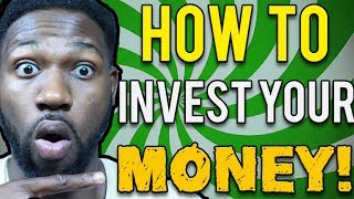 How to Invest Your Money For Teens And Beginners !