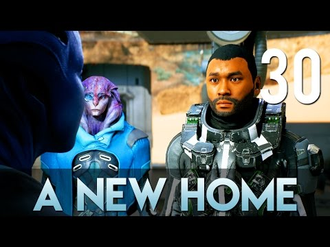[30] A New Home (Let's Play Mass Effect Andromeda PC w/ GaLm)