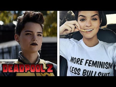 Deadpool 2 Characters in Real Life