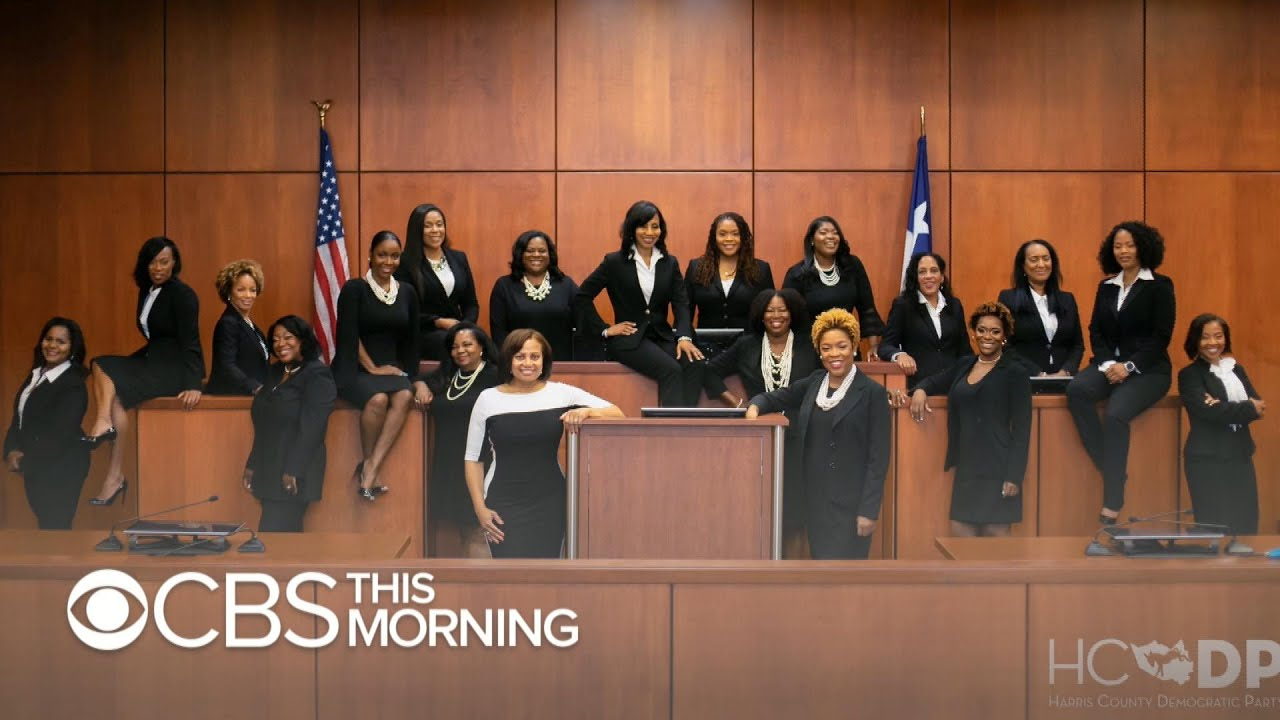 19 African-American women win judgeships in one Texas county