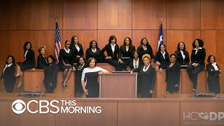 19 African-American women win judgeships in one Texas county