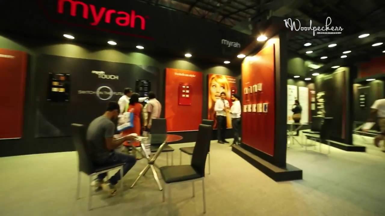 Exhibition Stall Xl : Exhibition stalls in mumbai inida. youtube