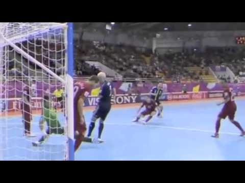 FIFA Futsal World Cup 2012 | Portugal 5 - 5 Japan