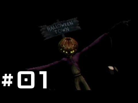The Nightmare Before Christmas: Oogie's Revenge - Chapter 1: Jack's Return