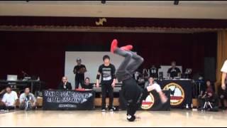 Nietypowy contest w Japonii - Handhop Battle